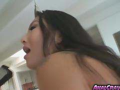 Sweet lovely hot chick Asa Akira having a hot