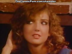 Kathy Harcourt, Don Fernando, Jesse Adams in vintage sex