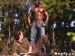 Sexy Beefy Gay Teaching To Fucking So Hard