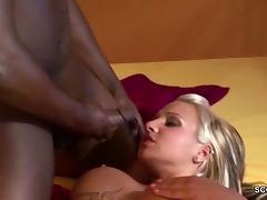 Mein erster Arsch Fick mit einem Schwarzen