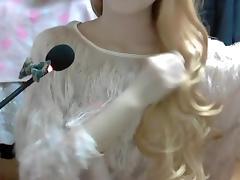 Korean girl super cute and perfect body show Webcam Vol.43