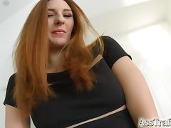 Bend Over, Anal, Ass, Assfucking, Fucking, Redhead