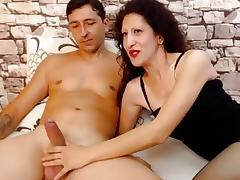 Horny woman Doggystyle Hard fuck On Webcam