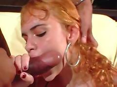 emanuele sucking jamaica's hard big cock with passion !