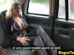 Car, Amateur, Big Cock, Big Tits, Blowjob, British