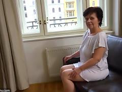 Mom and Boy, Granny, Lesbian, Mature, Seduction, Sex