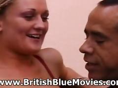 Donna Marie - Old Skool British Porn!
