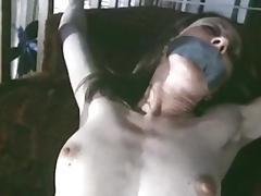 Bound, BDSM, Bondage, Bound, Skinny, Small Tits