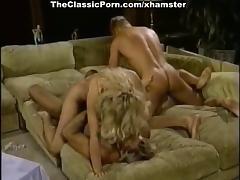 Robin Lee, Biff Malibu, Gidgette in classic fuck movie