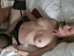 Sharing His Super Hot Milf Wife With Another (CUCKOLD)