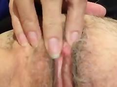 Selfie masturbation video
