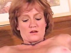 Hot Hairy Mature Redhead Fucked POV Style