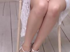 Kyouko Maki enjoys cock deep in her fresh pussy