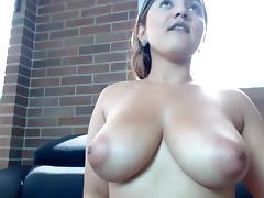 Big Tits, Ass, Big Tits, Solo, Webcam, French Teen