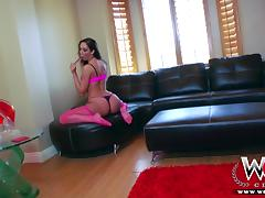 wcp club angelica saige goes bbc