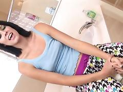 BF Brunette Fisted 720p