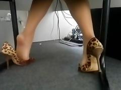 Candid feet #77