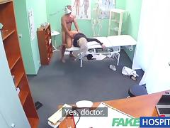 FakeHospital Doctor fucks busty porn star
