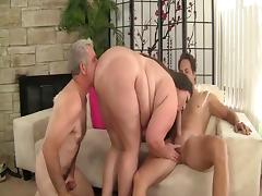 Fat Orgy, Anal, BBW, Chubby, Chunky, Fat