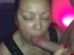 Mature Asian Blowjob 02