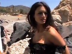 Backroom, Backroom, Backstage, Big Tits, Brunette, Italian