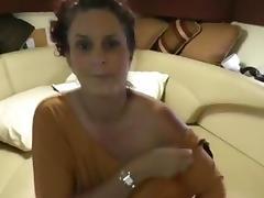 Boat, Big Tits, Boat, Brunette, Creampie, Cumshot