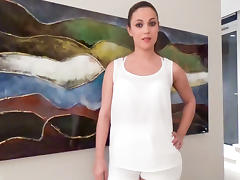 Alyssa Reece in Erotic ASMR, Scene #03