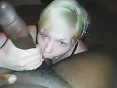 Bride, Blowjob, Bride, Cuckold, Interracial, Wedding