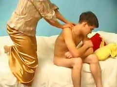What is the Name of Russian Mature MILF ? ?