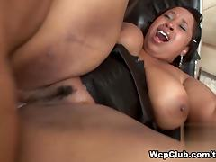 Cocoa in Deep Anal Creampie Movie