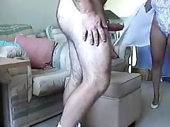 Mature couple homemade fucking