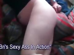 Bri's sexy ass in action' compilation
