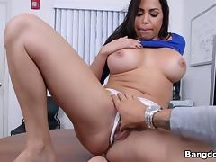 Julianna Vega in Amateur Latina Milf Wants To be a Porn Star! Video