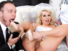 Aaliyah Love,Evan Stone,Dominik Kross in Mean Cuckold #05, Scene #01