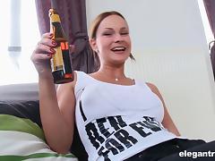 Big Black Cock, Asshole, Couple, Drunk, Hardcore, Teen