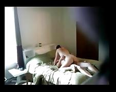 Hidden camera sex