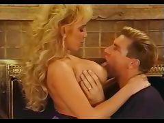 Sandra Scream Classic Busty Babe
