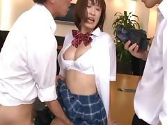 Japanese Orgy, Asian, Banging, College, Cute, Gangbang
