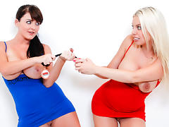ImmoralLive Video: Sophie Dee And Britney Amber