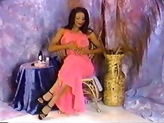 Vintage US Ebony