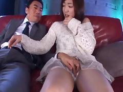 Mind-blowing sex compilation scenes featuring an Asian nurse riding a massive cock
