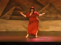 Arab, Arab, BBW, Chubby, Chunky, Dance
