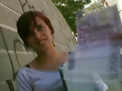 PUTA LOCURA Spanish Teen needs quick cash