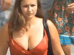 Candid - Best Of - Busty Bouncing Tits Vol 1