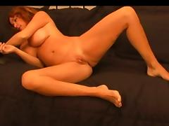 All, Big Tits, Instruction, Masturbation, Redhead