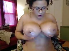 CAMWH0RES 2016 - The Legendary Honey Kiss - OILED TITS