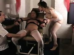 Filthy Shaz medical lesbian fetish