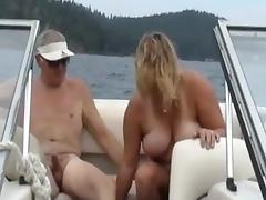 Wife-on-the-boat.