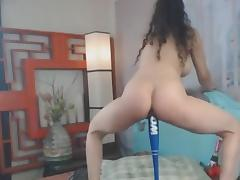 Drilled, Amateur, Drilled, Fucking, Masturbation, Toys
