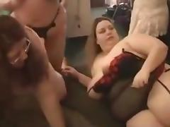 Fat Orgy, BBW, Chubby, Chunky, Fat, Group